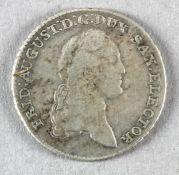1/3 Taler, Sachsen, 1788