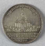 Hirschberg, Schlesien, Medaille 1759