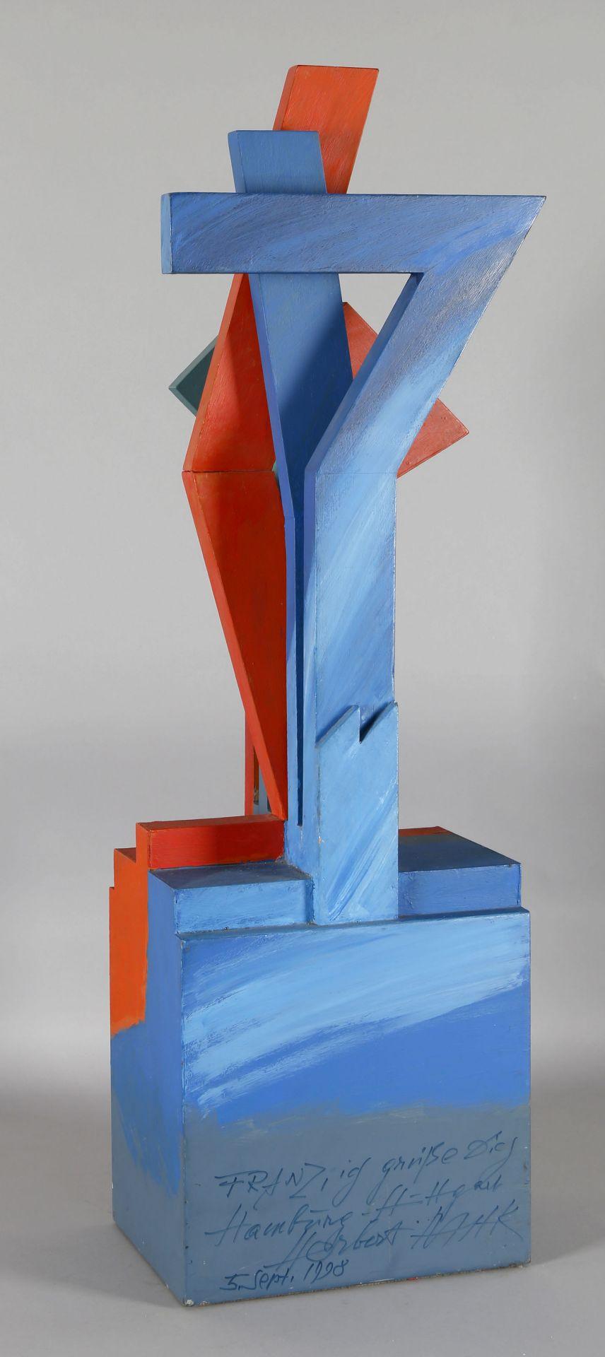 Otto Herbert Hajek (Kaltenbach 1927- 2005) - Image 3 of 3