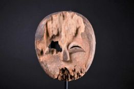 A Baule Goli mask, Ivory Coast, 21cmFootnote: From the collection of the late Reverend Alan Dupuy