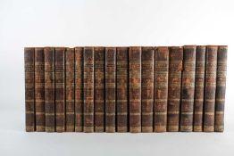 Buffon (G.L.M.L., Comte de), 'Natural History', a 1773 Dutch translation in 18 volumes, 'De