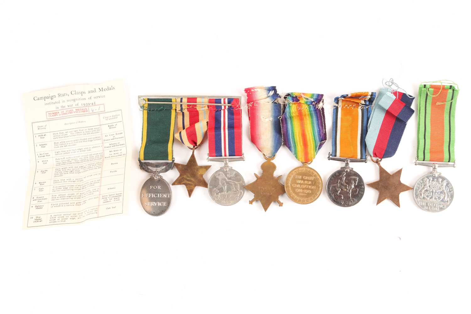 A WWI Campaign, Victory Medal and 1914-1918 Star, to G-4982 PTE. J.R. Pont, Royal Sussex Regiment, - Image 4 of 10