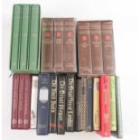 A group of Folio Society books, to include 'The Annals of Hampstead' in three volumes, by Thomas