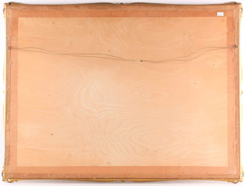 Louis Haghe HPRI (1806-1885) Belgian, 'The Suspects', a large pen & watercolour, 58 cm x 81 cm, - Image 3 of 9