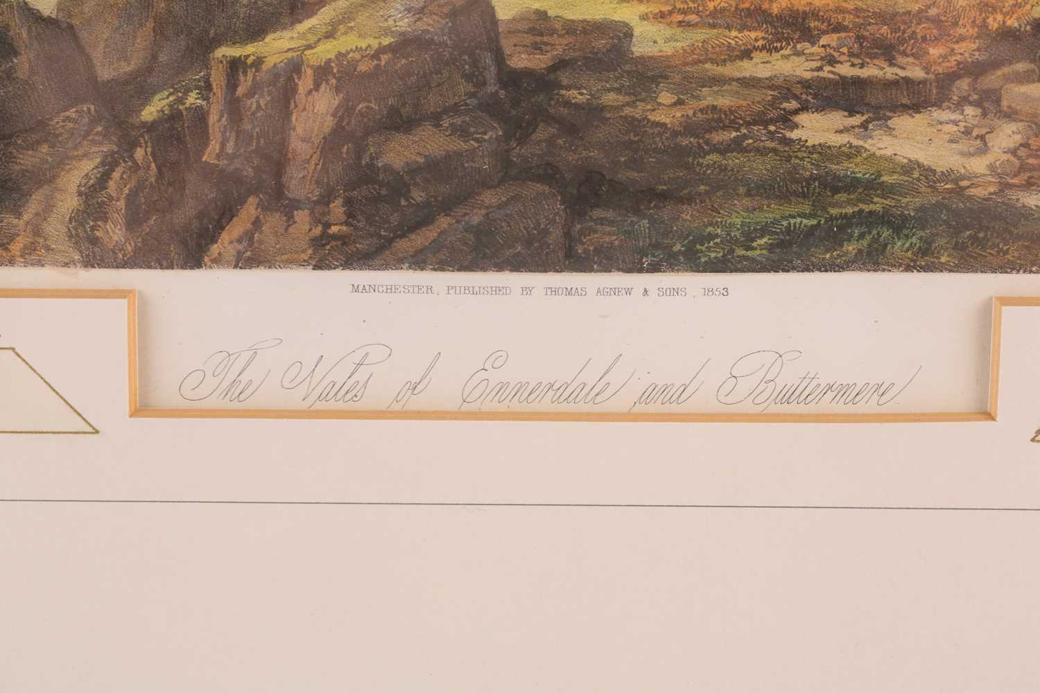 Gauci after J B Pyne, Skiddaw, Buttermere, The Vales of Emmerdale and Buttermere, The Rydal Water, - Image 2 of 13