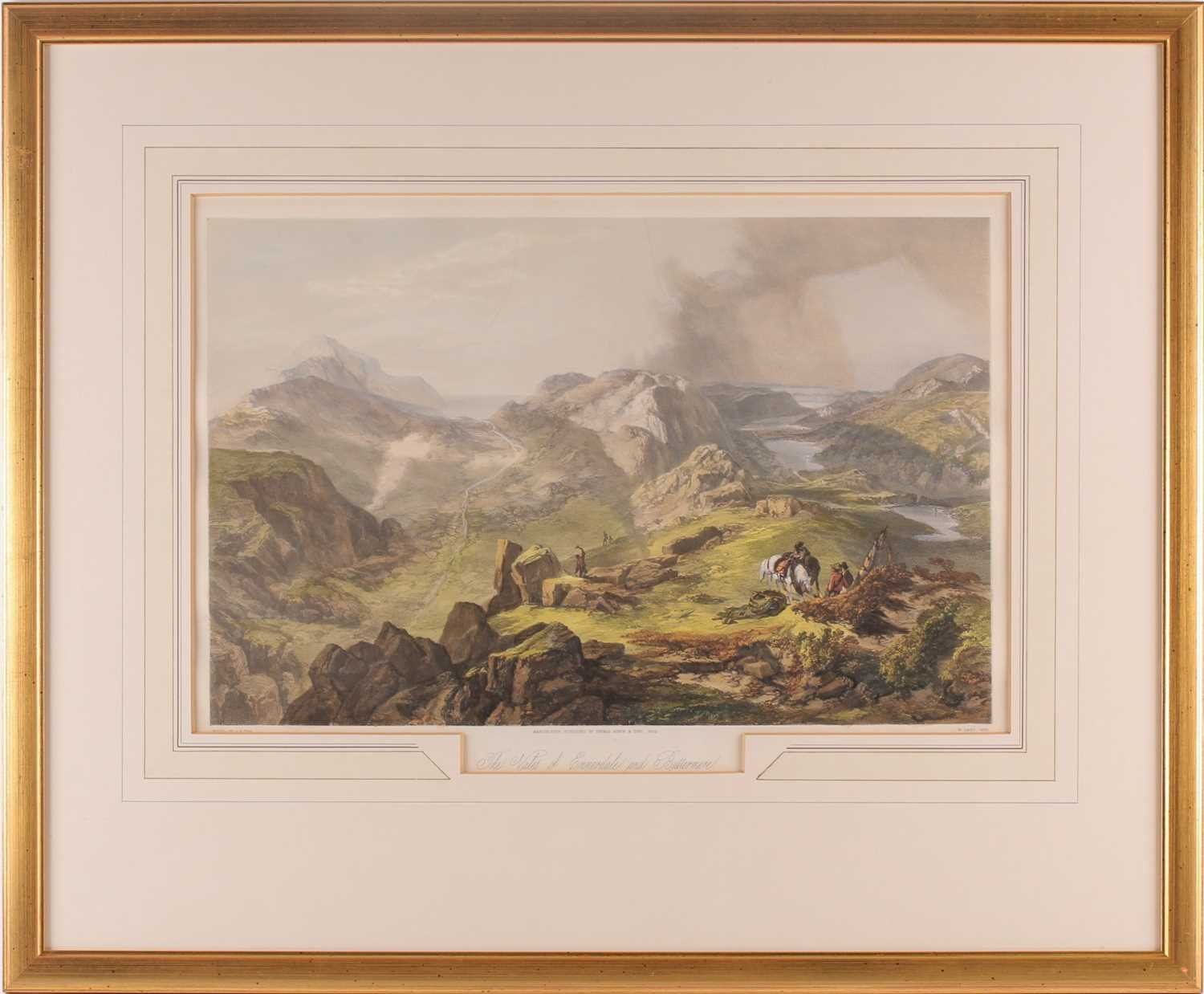 Gauci after J B Pyne, Skiddaw, Buttermere, The Vales of Emmerdale and Buttermere, The Rydal Water, - Image 4 of 13