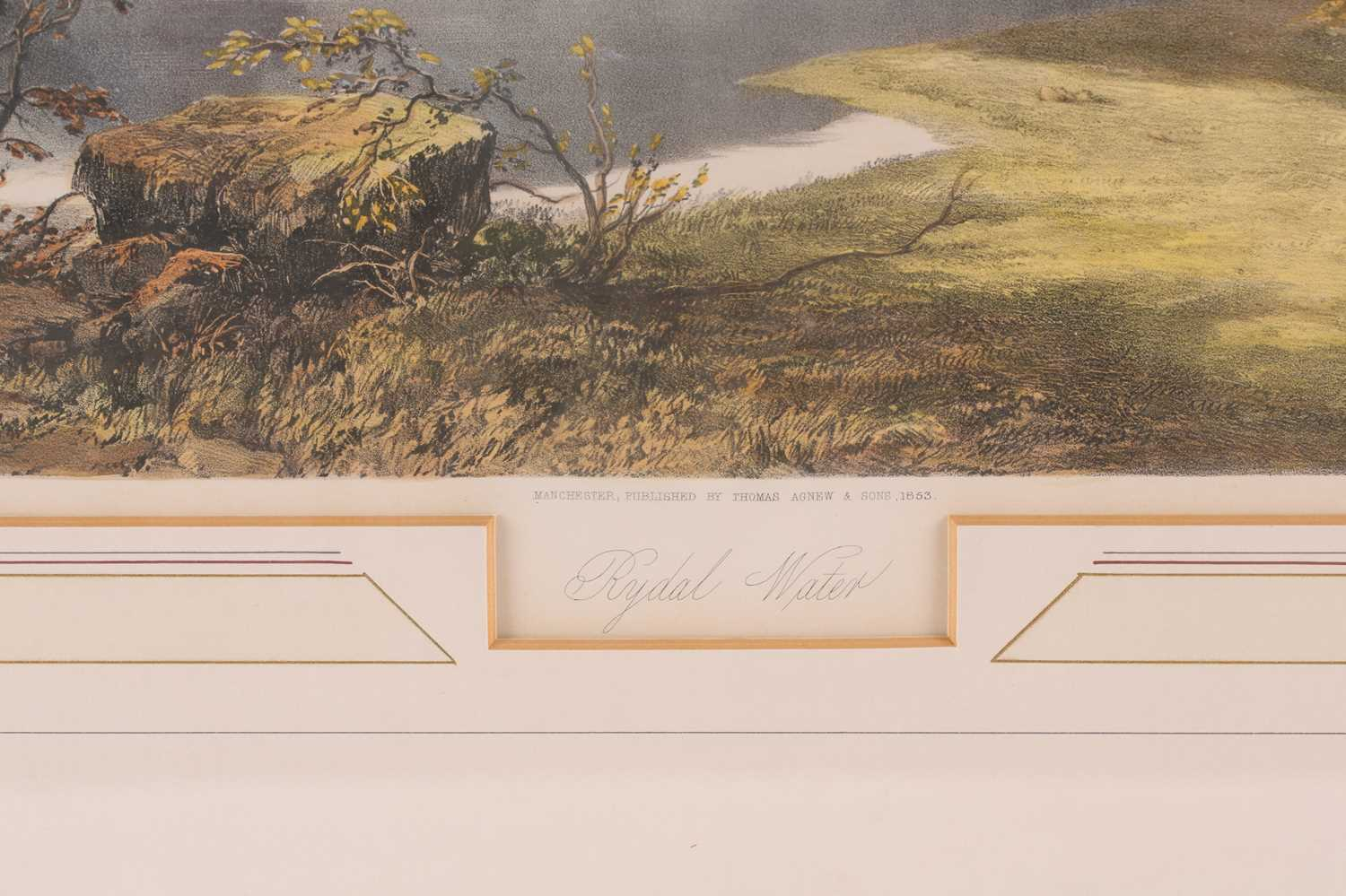 Gauci after J B Pyne, Skiddaw, Buttermere, The Vales of Emmerdale and Buttermere, The Rydal Water, - Image 7 of 13