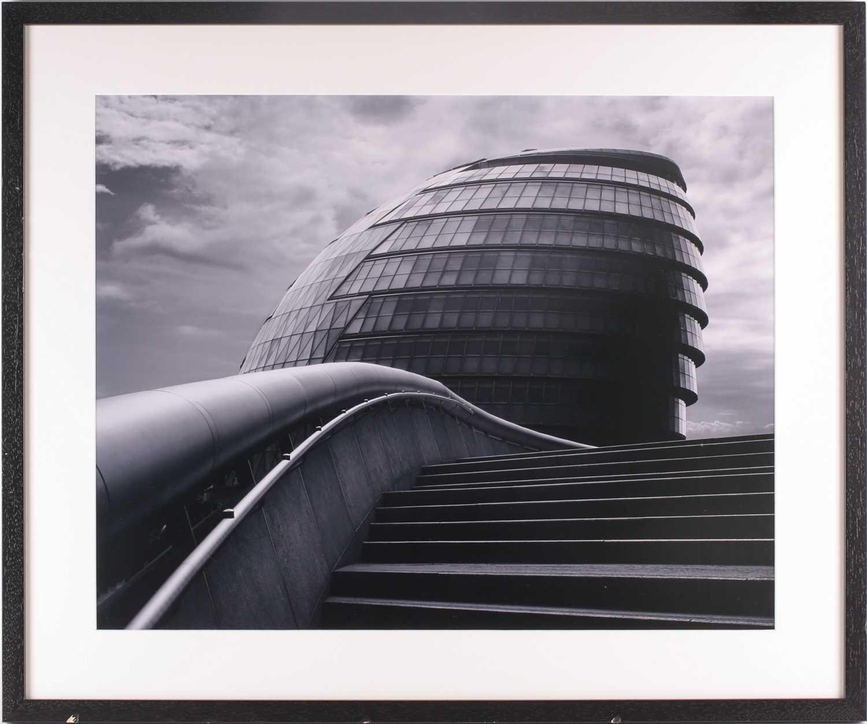 George Kavanagh, Country Hall, London, photographic print, 46.5 cm x 59 cm, Ex Lambda - Image 3 of 3