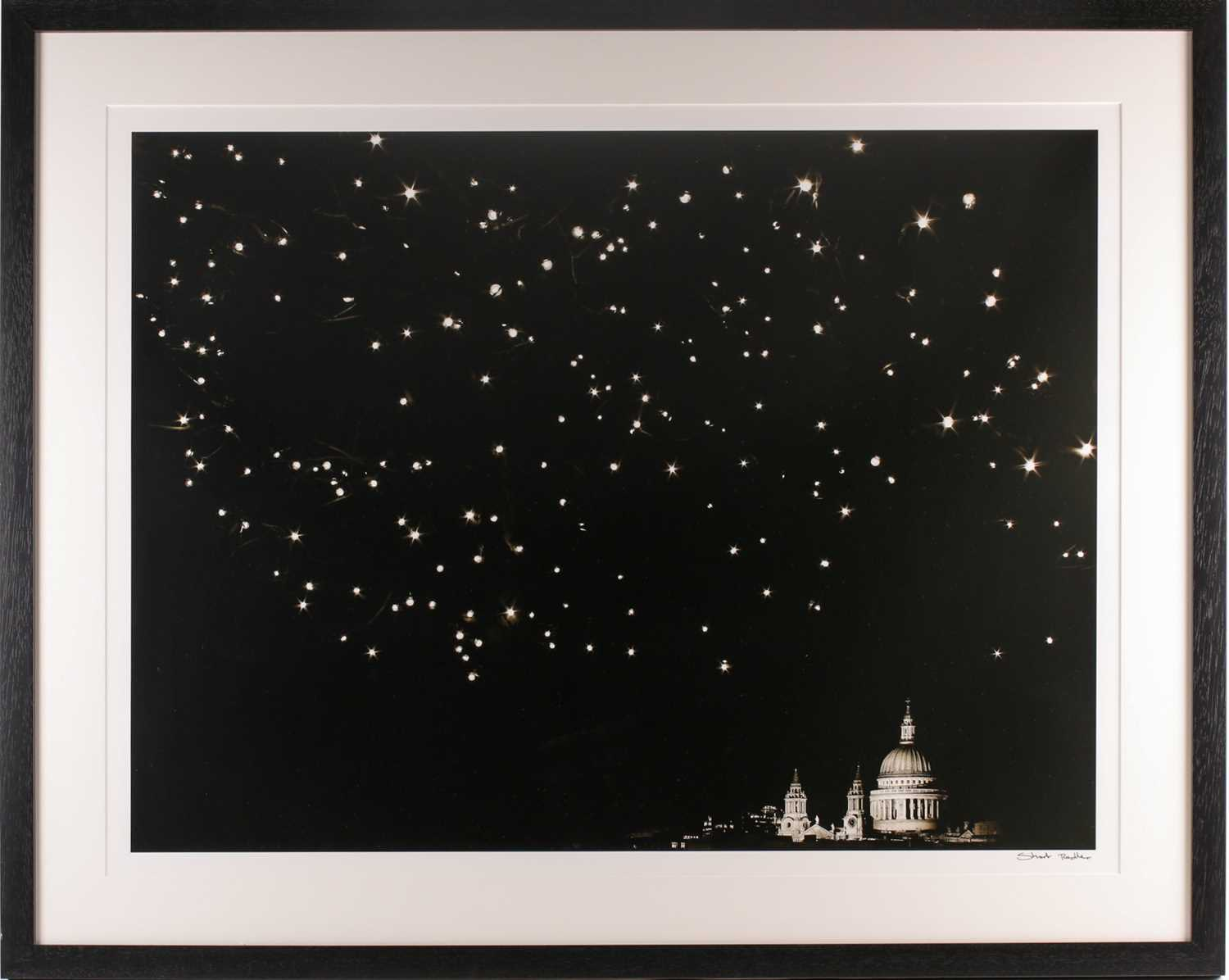 Stuart Redler, St Pauls 1, archival pigment print, signed lower right, print number 15 out of an