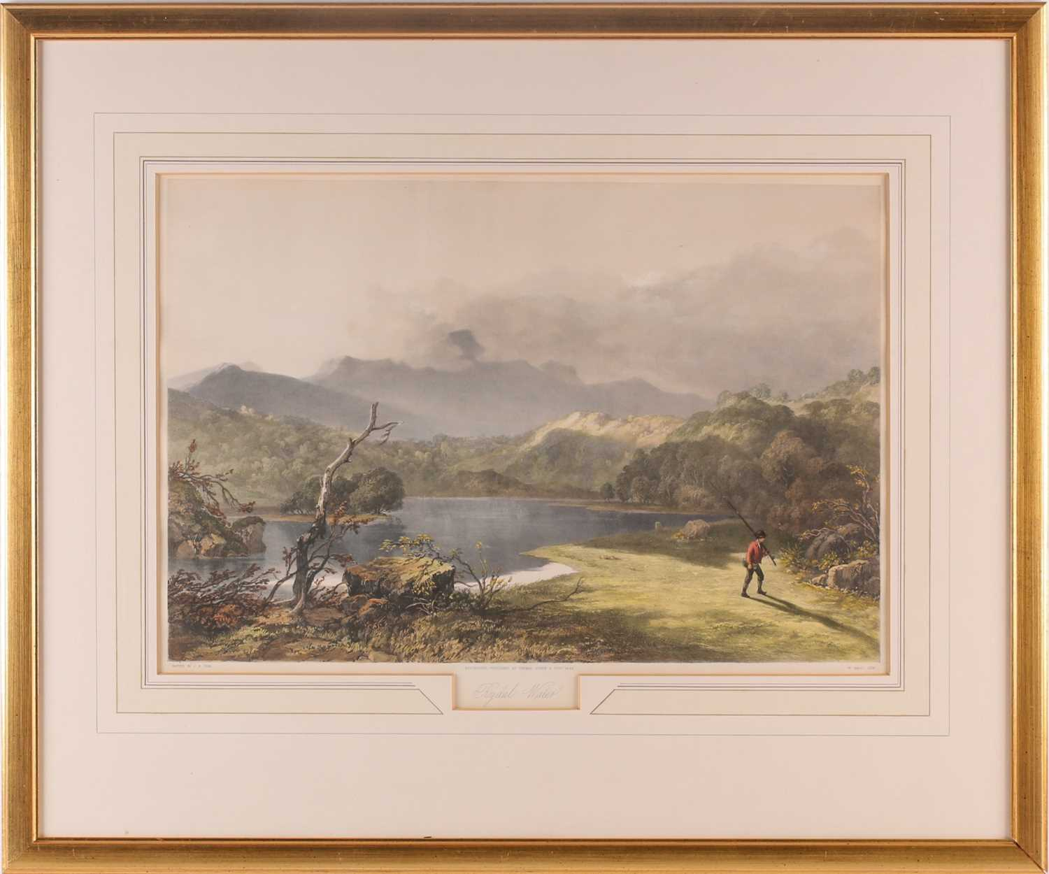 Gauci after J B Pyne, Skiddaw, Buttermere, The Vales of Emmerdale and Buttermere, The Rydal Water, - Image 9 of 13