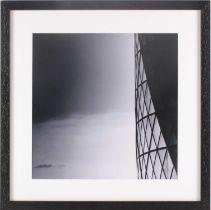 George Kavanagh, Gherkin, London, photographic print, 29cm x 29 cm, Ex Lambda.