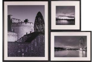 † Alex Holland, Centuries Apart, London, photographic print, 48.5 cm x 69 cm, Flowing River