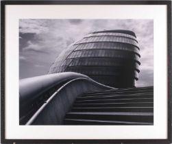 George Kavanagh, Country Hall, London, photographic print, 46.5 cm x 59 cm, Ex Lambda.