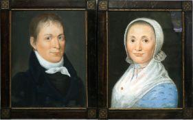 Biedermeier-Portraitist (um 1809)
