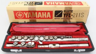 Querflöte, Yamaha.