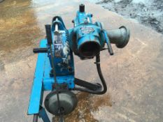 Bauer tractor mounted Water Pump