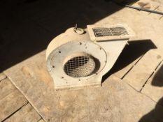 Grain drying Fan c/w Brook Crompton 4kw