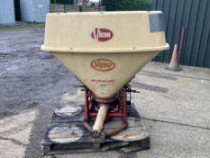 Vicon 600 Varispreader fertiliser Spread