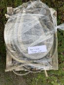 Pallet of assorted Sprayer Pipes (new &