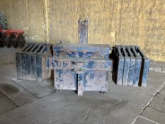 MF Weights with tool Box