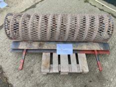 1.8m New Flexicoil Roller & Bearings