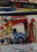 Middleton, abstract, gem. techniek