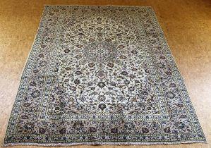 Tapijt, Keshan 343 x 243 cm.