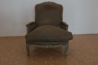 Louis XV-stijl fauteuil