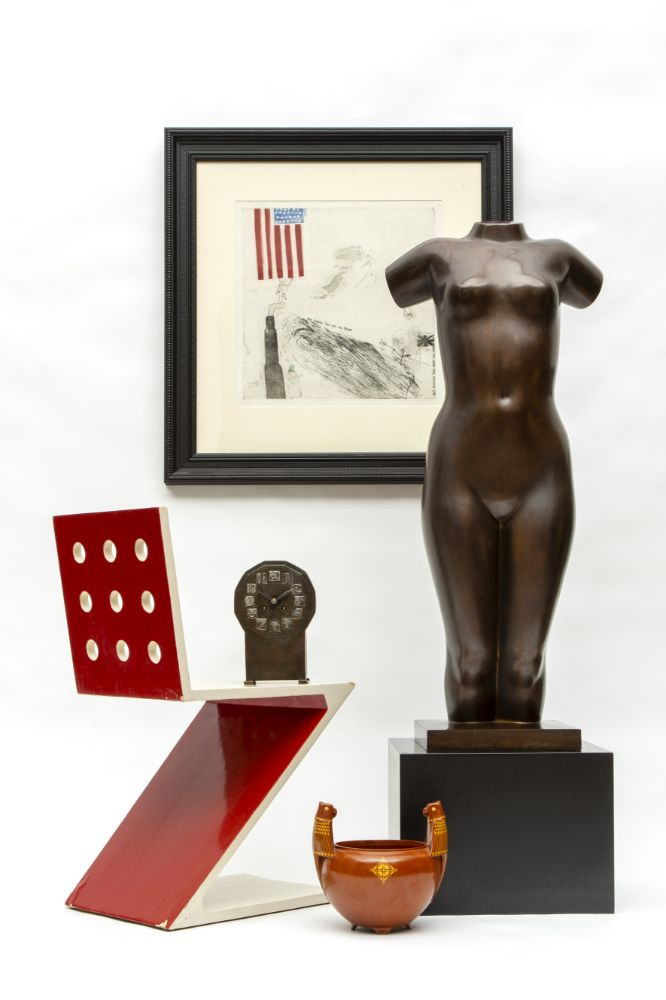 General Art and Antiques Sale April 14 until April 26