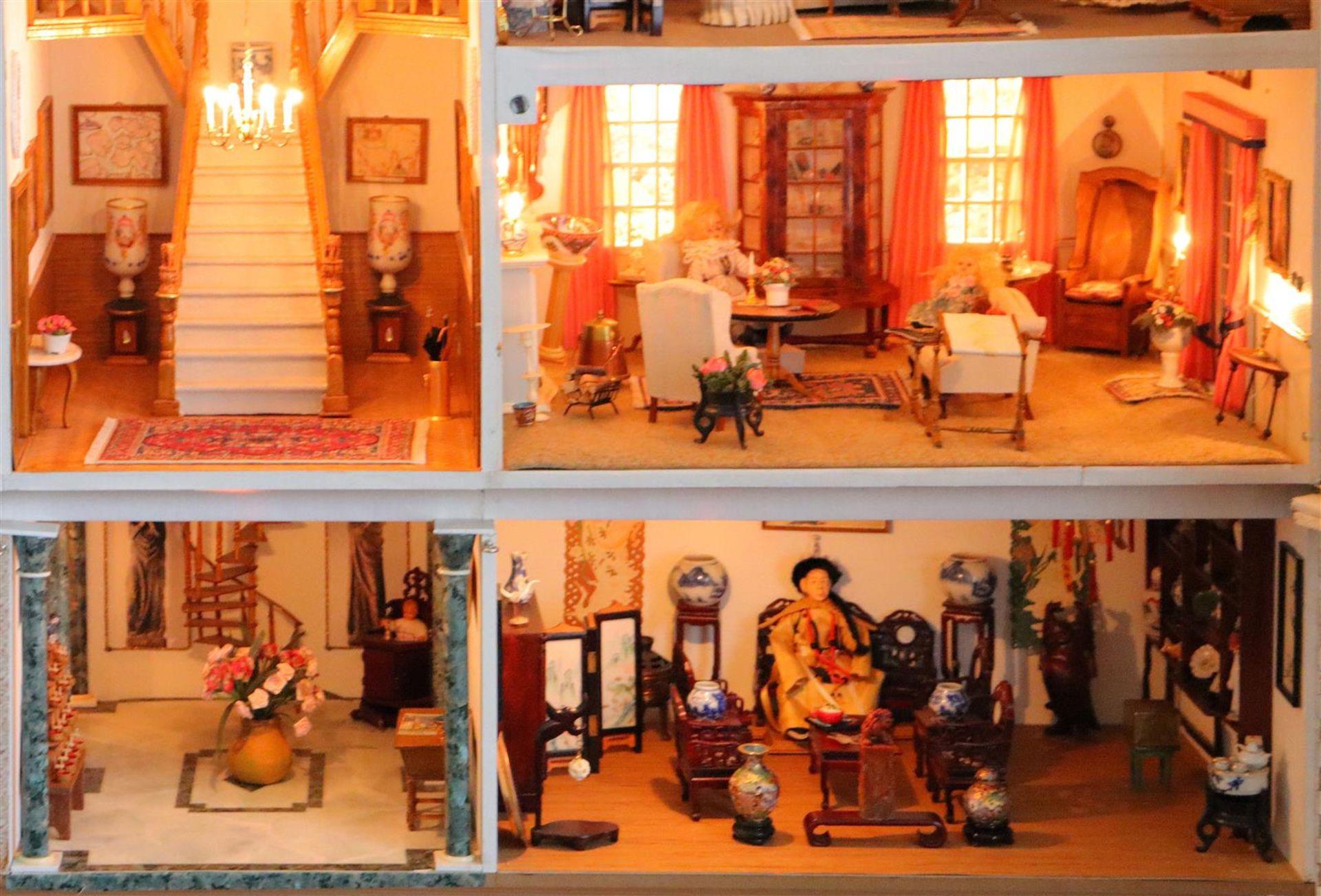Dollhouse De Kettenborgh by Mrs. J C Wirix Kettenborg - Image 104 of 106