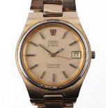 Omega Seamaster Electronic f300 HZ men's wristwatch