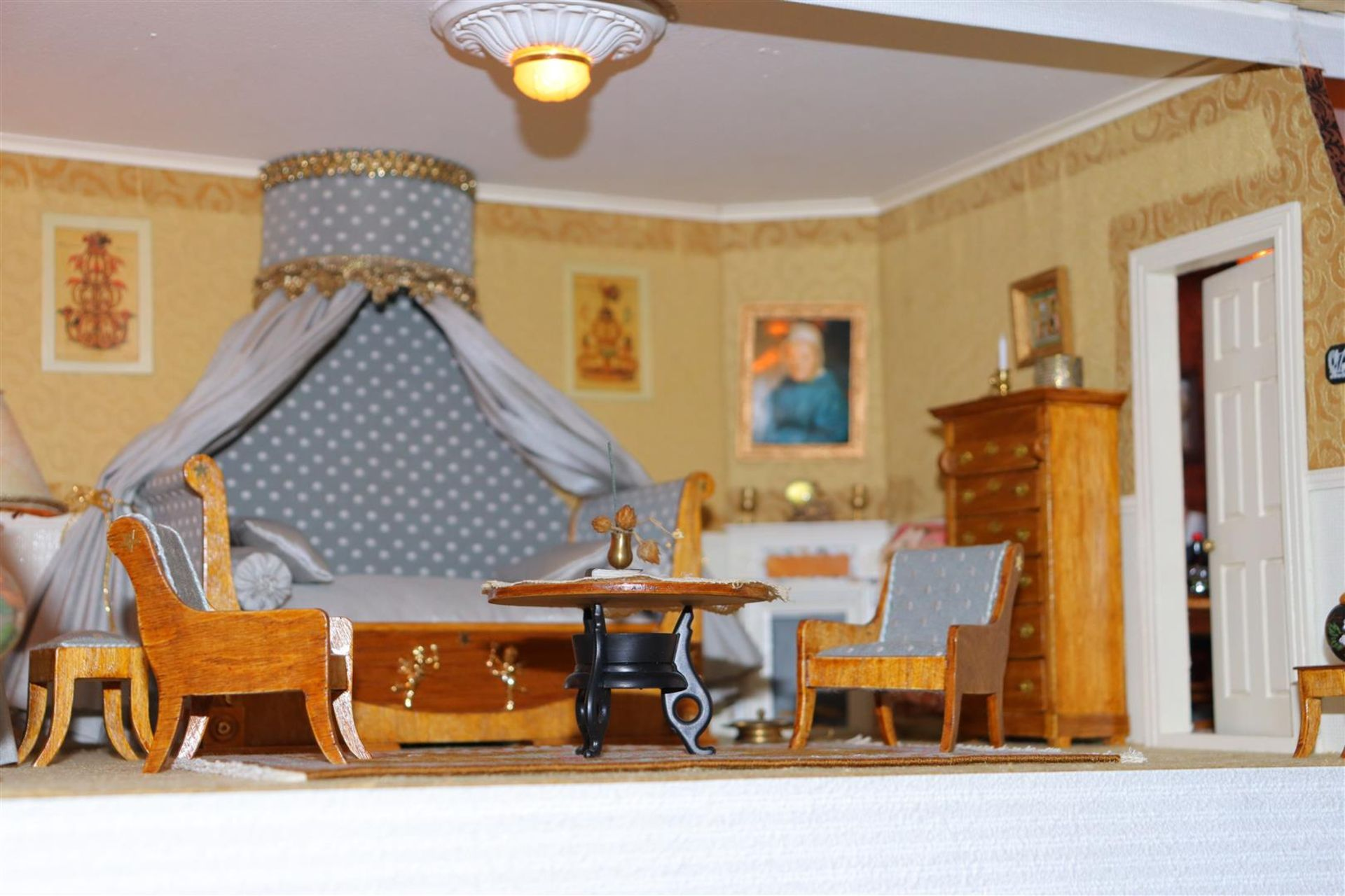 Dollhouse De Kettenborgh by Mrs. J C Wirix Kettenborg - Image 52 of 106