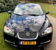 Passenger car Jaguar XF