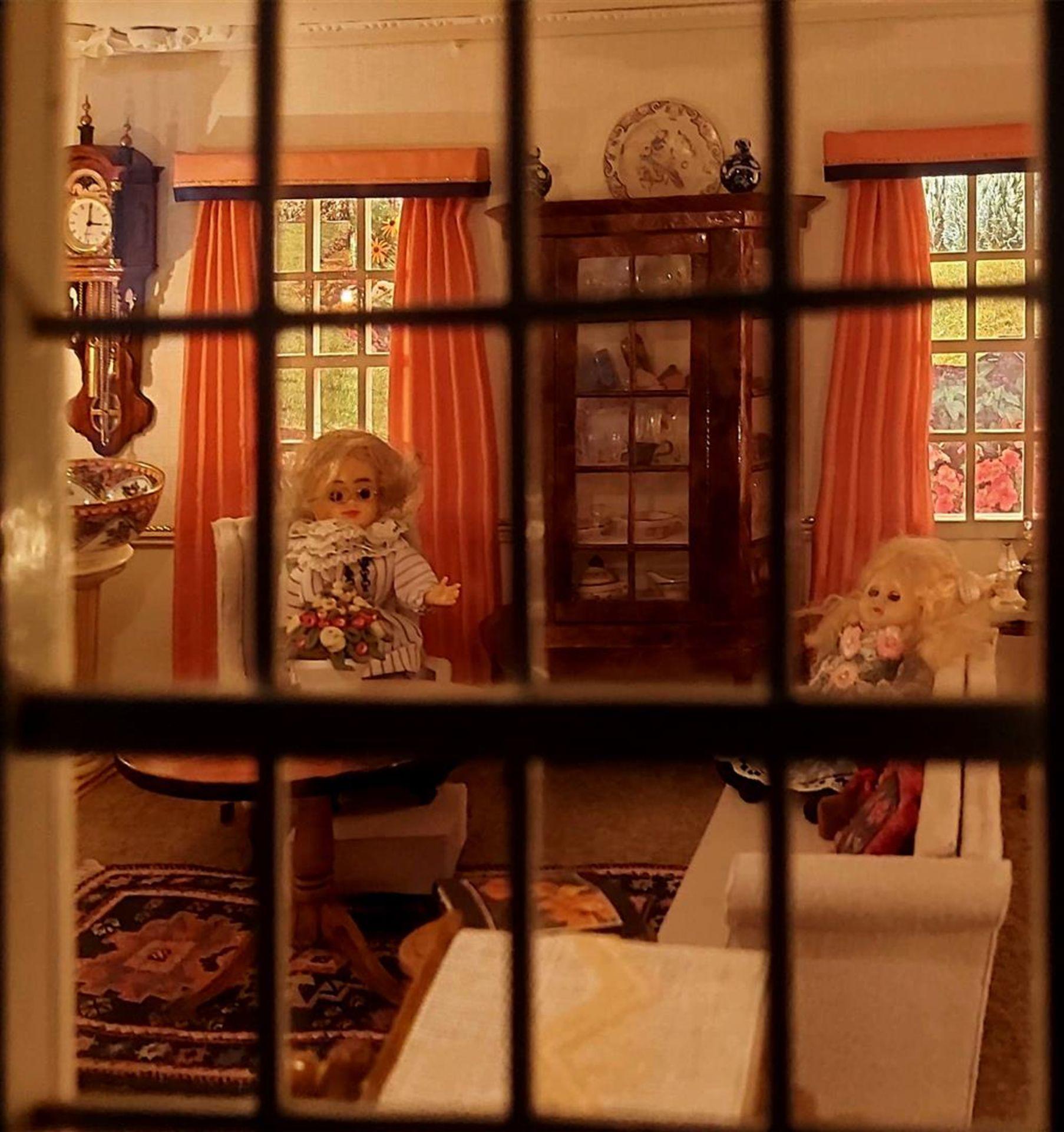 Dollhouse De Kettenborgh by Mrs. J C Wirix Kettenborg - Image 80 of 106