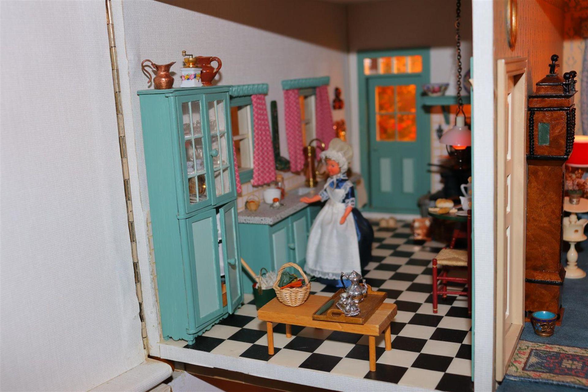 Dollhouse De Kettenborgh by Mrs. J C Wirix Kettenborg - Image 79 of 106