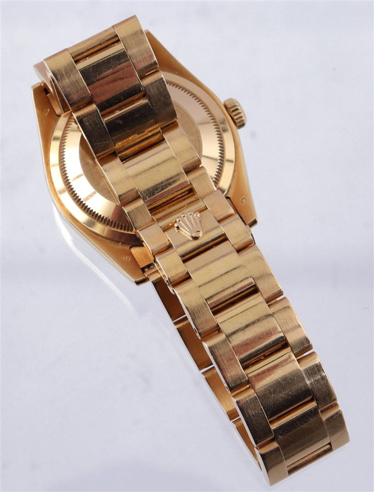 Rolex Oyster Perpetual Day Date men's wristwatch - Image 5 of 5