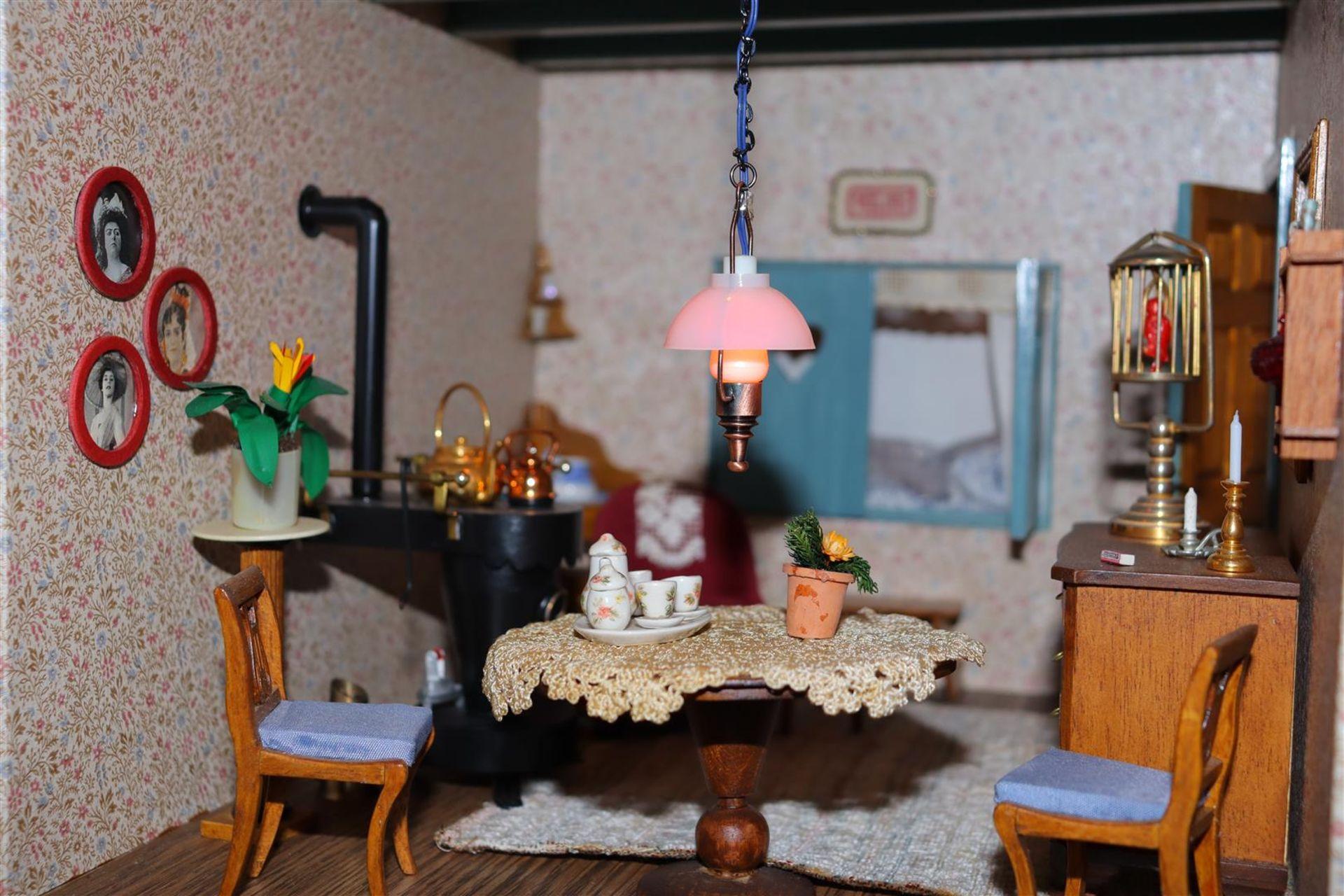 Dollhouse De Kettenborgh by Mrs. J C Wirix Kettenborg - Image 4 of 106