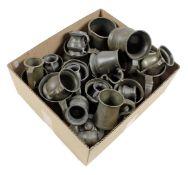 28 pieces of tin