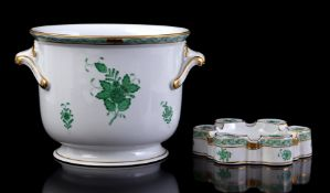 Herend Hungary porcelain
