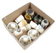Box pottery