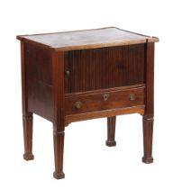 Oak Louis Seize cabinet