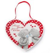 X 36 BRAND NEW ALWAYS ON MY MIND & FOREVER IN MY HEART PLAQUE, BY ME TO YOU BEAR. TOTAL RRP £143.64