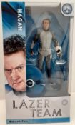 X 20 BRAND NEW RARE LAZER TEAM ROOSTER TEETH HAGAN FIGURES, INDIVIDUAL SEALED. TOTAL RRP £199.90