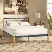 ELISE PLATFORM BED SIZE: DOUBLE (4.6) RRP £159.99