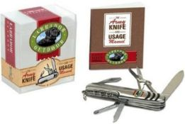X 30 LABRADOR OUTDOOR THE ARMY KNIFE AND USAGE MANUAL. TOTAL RRP £338.25