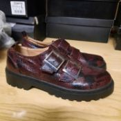 NEW & BAGUED FRANKIE LADIES SHOES SIZE UK - 3/ EU - 36/ US - 5.5 COLLECTION BY TOPSHOP. RRP £32