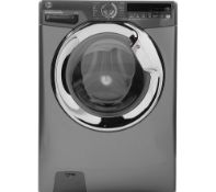 Pallet of Mixed Laundry Goods. Brands include HOOVER & HOTPOINT. Latest selling price £1229.96