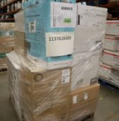 Mixed Pallet of 11 items, Brands include Cybex, Bugaboo & Joie. Total RRP Approx £1716.93