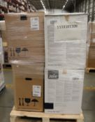Mixed Pallet of 8 items, Brands include Britax & Kidfix.Total RRP Approx £1140