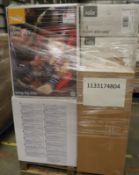 Mixed Pallet of 12 items, Brands include Britax, Joie & Elevate. Total RRP Approx £1914